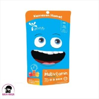 YOUVIT Multivitamin For Kids Vitamin Anak Pouch isi 30 pcs