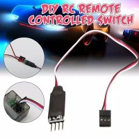 Switch 3CH Turn On/Off for RC Car RC LED Lamp Control