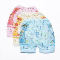 Celana pendek anak bayi fiesa warna