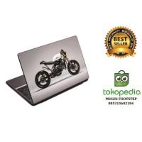Garskin LAPTOP Skin Laptop Custom Motorcyclet 14 Inch