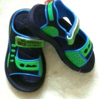 Sandal Sendal Sepatu Anak Laki-Laki Laki New Era