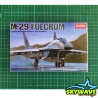 Model Kit Pesawat 1/144 ACADEMY M-29 FULCRUM