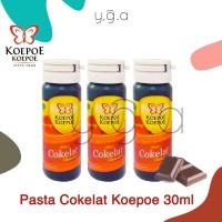 Pasta Cokelat Koepoe Koepoe Kupu Coklat Pasta