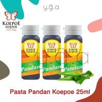 Pasta Pandan Koepoe Koepoe Kupu 25ml