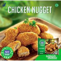 [BPOM] So Good Chicken Nugget Original 400gr / Naget Frozen Food