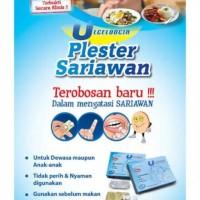 Dental Plester Sariawan Ulceloocin