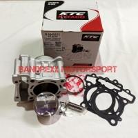 Blok bore up 180cc KTC piston 63mm Ceramic Cylinder for Nmax-Aerox 155