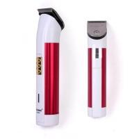 Kemei KM-B2 Trimmer Pencukur Rambut / Bulu Portable dengan Baterai