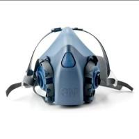masker 3m Respirator 7502 original