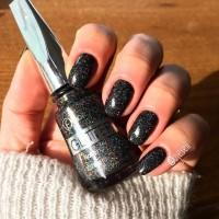 GL10 Blackstar ~ Kutek Glitter / Kutek Halal Flormar