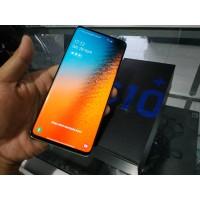 Samsung Galaxy S10 Plus Dualsim Fullset Mulus