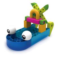 Gigo Junior Engineer Boat Engineer Educational Toys Mainan Edukasi Kre