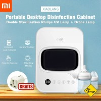 UV Sterilizer Portable Xiaomi Xiaolang Waterless With Ozone Light