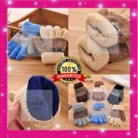 Sarung Tangan Rajut Anak musim dingin/ Winter Gloves kids Baby