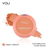 The Simplicity Flush Blush By YOU Makeups