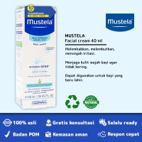 MUSTELA HYDRA BEBE FACIAL CREAM BPOM - 40 ML