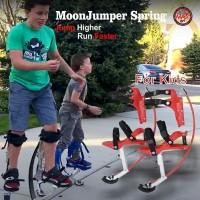 Moon Jumper / Mainan / Jump / Kanguru Jumper / Running Jumper - Merah