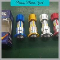 Lampu Led Motor AC/DC 12TITIK H6 BEBEK/MATIC PNP HIGH QUALITY VMS