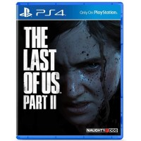 PS4 The Last of Us Part II (Region 3/Asia/English)