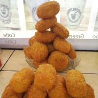 Perkedel Frozen /Kroket isi/Potato Ball