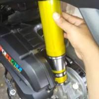 Covershock Accesories Belakang motor YAMAHA FREEGO