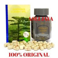 GINSENG KIANPI PILL (GOLD Hologram) ~Obat Penambah Napsu Makan