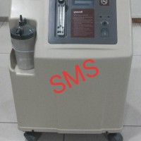 Oxygen Concentrator 5ltr 7F 5 Yuwell/Alat Penghasil Oksigen 7F-5 Yuwel