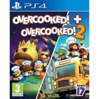 PS4 Overcooked dan Overcooked 2