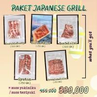 Paket Japanese Grill (Ramadhan Promo)