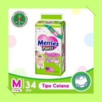 Merries M34 M 34