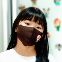 masker scuba anak