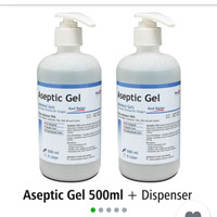 Aseptic Gell Onemed 500ml Hand sanitiser