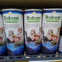 ROBUST Premium lokal hand feeding formula pakan loloh mirip kaytee