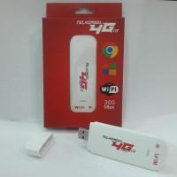 MODEM WIFI 4G LTE TELKOMSEL 300Mbps Unlock Semua Kartu GSM Jaringan 4G