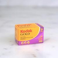 Jual Roll Film 35mm Kodak Gold Asa 200 36 exposures