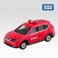 Tomica Nissan Xtrail Firechief