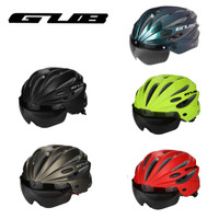 Helm Sepeda Lipat MTB Road Bike GUB K80 Plus Magnetic Visor Original