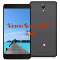XIAOMI XIOMI REDMI NOTE 2 - 4G LTE RAM 2GB INTERNAL 16GB GRNS 1 THN