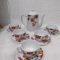 parcel lebaran set keramik decal manis