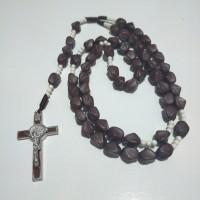 rosario akrilik salib Benediktus
