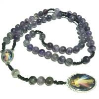 rosario batu alam kecubung kerahiman ilahi