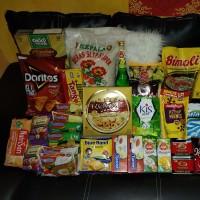 Parcel Sembako Super Komplit Lebaran/Natal/Imlek/Tahun Baru Rp 550.000