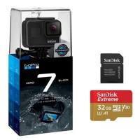 GoPro 7 bundle MicroSD32GB Black Action Cam Garansi Resmi TAM Go Pro