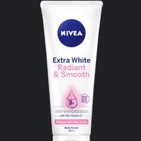 NIVEA EXTRA WHITE RADIANT & SMOOTH SERUM 180ML