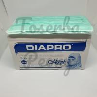 Masker Diapro 3ply Surgical Mask Headloop Hijab