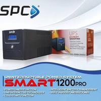 UPS SPC 1200VA Smart Pro ORIGINAL Kualitas Mantap