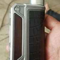 BIG SALE BACK COVER CASE LEATHER LOST VAPE THERION DNA 75-133-166 -