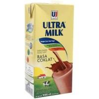 SUSU ULTRA UHT COKLAT 1 Liter / Lt