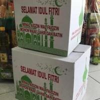 HOT SALE Dijual Box Kotak Kardus Bingkisan Parcel Lebaran Idul Fitri