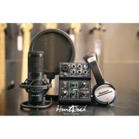 Paket Recording Podcasting Dubbing Voice over